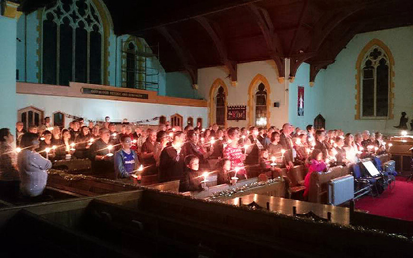 Candle-lit Carols
